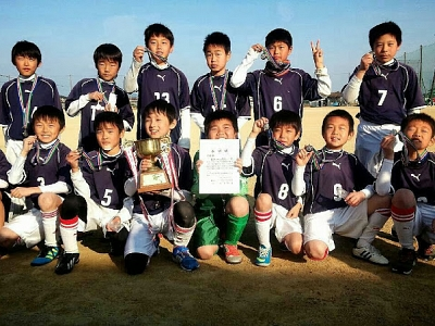 須恵アザレアFC -SUE AZAREA FOOTBALL CLUB-